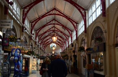 Victoria Market Inverness