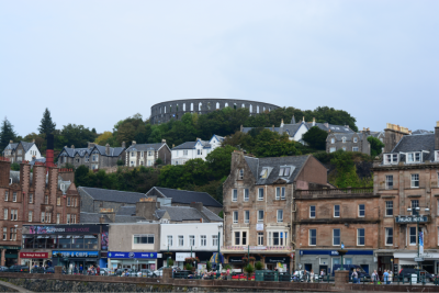 McCaigs Tower Oban