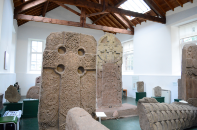 Pictish Sculptured stone museum